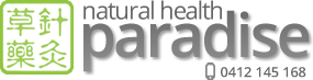 Natural Health Paradise Logo