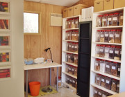 belmont-chinese-herbs-and medication-storage-area